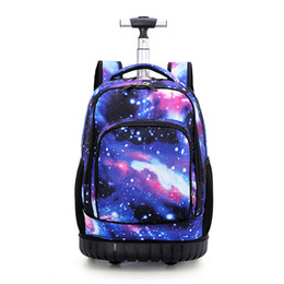$enCountryForm.capitalKeyWord UK - Okkid kids detachable trolley backpack for boy rolling luggage bag girls school bags with wheels student backpack for teenagers
