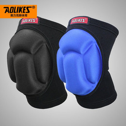 $enCountryForm.capitalKeyWord Australia - Anti-collision Knee Support Neoprene Guard Protect Gear Basketball Shockproof Sponge Pad Brace Guard Knee Pads