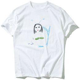 Anti Hero Shirt Australia - Mantis t shirt Brandt super hero short sleeve tees Lorelei child scrawl singlet Colorfast clothing Elastic modal tshirt