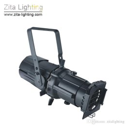 2Pcs Carton Zita Lighting LED Profiles Lights 150W Professional Studio Theater Spotlight DMX 512 Zoom Stage Lighting on Sale