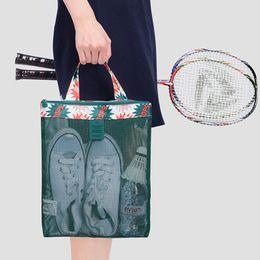 $enCountryForm.capitalKeyWord Australia - Fashion Ladies Swmming Beach Bag Mesh Handbag Swimwear Storage Bags Travel Wash Packet Cosmetic Makeup Bag Orgnizer Women Tote Bags 2019