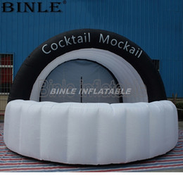 $enCountryForm.capitalKeyWord UK - High quality moveable 4x4x2.5mH inflatable trade show booth for display inflatable bar counter tent for sale