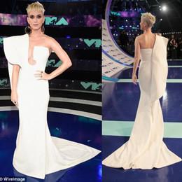 25f3ed69ab60 engagement plus size long arabic evening formal dresses 2018 mermaid prom  dresses party wear Abendkleider One Shoulder