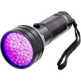 Led Lighting Lights & Lighting Gentle 51 Leds Uv Ultra Violet Led Flashlight Torch Light Lamp Blacklight Detector For Dog Urine Pet Stains And Bed Bug