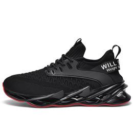 2019 Treinador Designer Sneakers Butter estática triplo Mens Running Shoes matiz azul Beluga Branco presto Sports Size 13 em Promoção