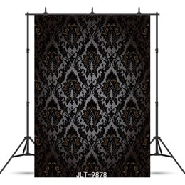 $enCountryForm.capitalKeyWord Australia - black step and repeat wallpaper Vinyl photography background for child baby shower new born backdrop photocall