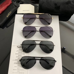 Discount round face sunglasses - Guc The new neutral round frame sunglasses the best quality sunglasses are suitable for all kinds of face sunglasses