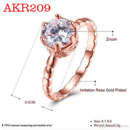 $enCountryForm.capitalKeyWord NZ - New brand Gold Color Classic design Stainless Steel Wedding Rings For Women Jewelry luxury 2018 free shipping