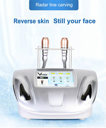 $enCountryForm.capitalKeyWord UK - New Arrival Ultrasound Wrinkle Removal Radar Line Carve Facial Massage Device Portable Tighten Skin Machine V-max Hifu Face Lift SPA DHL