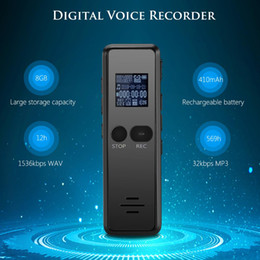 $enCountryForm.capitalKeyWord NZ - Mesuvida LETING V90 Digital Voice Activated Recorder Playback 8GB Stereo Sound Timer MP3 Player Noise Reduction Audio Recording