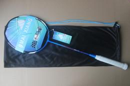valente espada 12 raquetes de badminton de ponta nano carbono BS-12L badminton raquete em Promoção