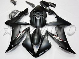 $enCountryForm.capitalKeyWord Australia - New style ABS Injection Mold motorcycle plastic Fairings Kits Fit For YAMAHA YZF-R1-1000 2004-2006 04 05 06 bodywork set custom Matte black