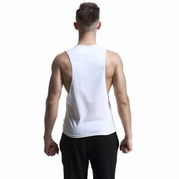 hot mens tank tops NZ - White Undershirts Mens cotton Tank Top Zebra Hot Sleeveless Tee T-shirts white color Horse Printed Breathable Homme