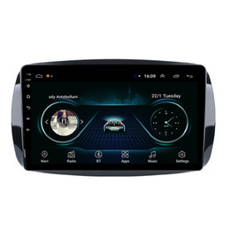 mercedes benz maps NZ - Android car free map radio HD1080 mp3 mp4 player excellent bluetooth for Mercedes Benz smart fortwo C453 A453 W453 9inch