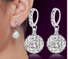 wholesale low price high quality chaming Crystal diamond lady's earings TX 19xc