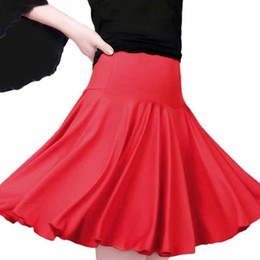 78bf29fbf Nice Popest Women s Adult Dance Latin Dance Skirt Adult Square Skirt Dress  Contains