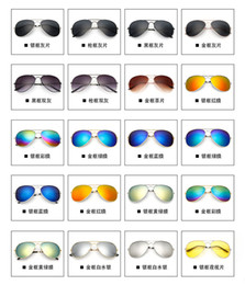 $enCountryForm.capitalKeyWord Australia - 20 Color New Sports Sunglasses for Men Cycling Sunglasses for Woman aviator luxury sunglasses glare color film men's glasses 50PCS AA1915