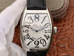 Mechanical chain online shopping - Aaa luxury mens watches brand new upgraded version Crazy Hours watch automatic chain mechanical movement