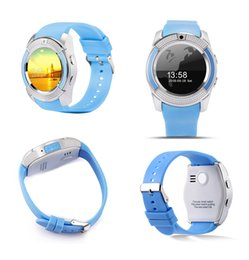 Wristwatch Sim Card Australia - New smart watch support SIM TF card sport wristwatch music for ios android men watch bluetooth for apple iphone with retail package
