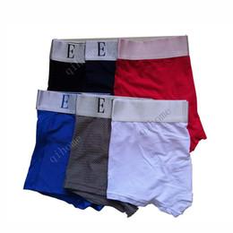bc77f39dbc Malla Transpirable Hombres Boxeadores Breve Ropa Interior Pantalones Cortos  Sexy Hombre de algodón Boxers Transpirable Ropa Interior Para Hombre  Boxeadores ...