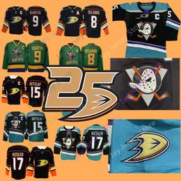 befd1bdae Anaheim Ducks Jersey 2018 AD NEW Material Ice Hockey 10 Corey Perry 15 Ryan  Getzlaf 17 Ryan Kesler Jerseys