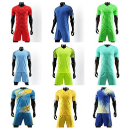 Custom sports jerseys online shopping - Customized Training Soccer Jerseys With Shorts Custom Team Jerseys football uniform online Personality Uniforms sports jerseys near me