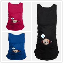 Originals T Shirts NZ - Summer Original Pregnant Women T-shirts Maternity Tees Clothes Nursing Top Vest Pregnancy Long Tee Shirts ropa