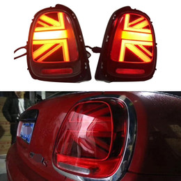 12v exterior lighting 2019 - CITYCARAUTO LED TAIL LAMP REAR LIGHTING BRAKE LIGHTS FIT FOR MINI F55 F56 F57 EXTERIOR TAILLIGHT AUTO ACCESSORIES REVERS