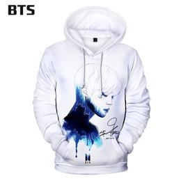 e6e0a46b468 BTS Print Kawaii 3D Hoodies Sweatshirts Hot Sale Harajuku Long Sleeve Women  Clothes 2018 Kpop Hooded Tops Plus Size Q0331-Q0336  399461