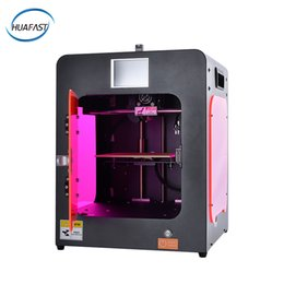 3d printing toys online shopping - HUAFAST d Printer HS Mini color touch screen small printing size for children family school students gift toy support dropship