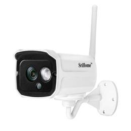 Cctv Wifi Ip Australia - SOONHUA Wireless WiFi 1080P IP Camera IR Night Vision Motion Detection Cam CCTV Home Security Email Alert Surveillance Camcorder