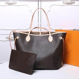 Bolsas de grife de luxo Mulheres de luxo melhor qualidade bolsas de couro Original sacos de grife mulher Tamanho 32X29X17 CM Modelo M40995 em Promoção