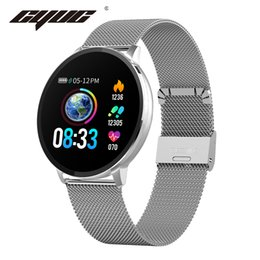 Smart App Watch Australia - CYUC NY03 Smart Watch Heart rate monitor Waterproof Smartwatch Fitness Tracker with Hband APP for android and IOS
