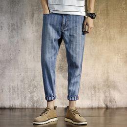 Jeans Panties Australia - 2019Nine-point Harlan Jeans Men's Day youth spring summer thin panties MW294
