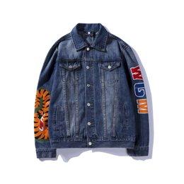 $enCountryForm.capitalKeyWord Australia - Men's Denim Jacket Fashion Designer Jacket Brand Slim Motorcycle Causal Men and Women Denim Coats Hip Hop Vintage Style Denim Jacket Best