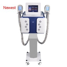 China Latest Cryolipolysis Cooling Fat Freezing Slimming Machine Personal Use Cryotherapy Body Fat Removal Equipment For Cellulite Reduction supplier use fat reduction machine suppliers