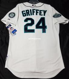 $enCountryForm.capitalKeyWord Canada - Cheap MAJESTIC SEATTLE #24 Ken Griffey Jr COOL BASE Jersey Mens Stitched Wholesale Big And Tall SIZE XS-6XL baseball jerseys
