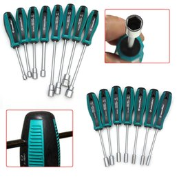 Hex key tool online shopping - Socket Driver Wrench Screwdriver Hex Nut Key Nutdriver Metal Hand Tool mm mm m18