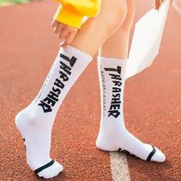 c82f65d9c45 Female Socks Couple Sock Trend Cotton Tube Sock Hip Hop Skate Flame Socks  Women s Socks Wholesale