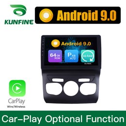 car radio for citroen Australia - Android 9.0 Ram 4G Rom 64G PX6 Cortex A72 Car DVD GPS Multimedia Player Car Stereo Navigetion For Citroen C4L 2013-2016 Radio