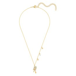 cf86f0b9f Swarovski new ice cream popsicle popsicle ice cream crystal necklace  clavicle chain 5465294 summer cool gift