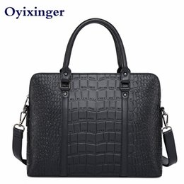 office lady handbags Australia - Casual Tote Women Black Office Work Leather Handbag Female Shoulder Messenger Bags Ladies Leather Business Briefcases Handbags SH190923