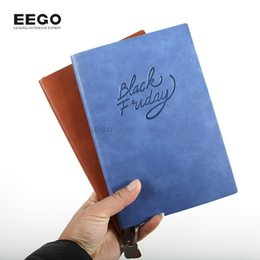 $enCountryForm.capitalKeyWord NZ - A5 Wholesale PU Leather Blank Soft Cover Clear Line Inner Sheet Notebook Stationary Store Shop Supplier