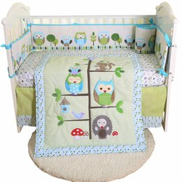 Wholesale new manufactured competitive price piece baby bedding set
