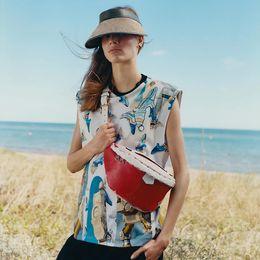 christmas cross 2019 - Women Luxury Cross Body Latest Fashion Designer Bag Top Quality BUMBAG Pocket Size 37x14x13 Cm Model M43644 cheap christ