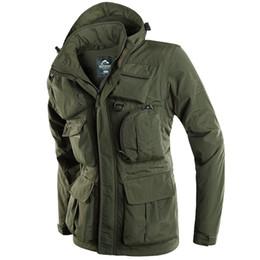 $enCountryForm.capitalKeyWord Australia - New 2019 Outdoor Jackets men veste homme army jacket plus size 4XL AFS JEEP men jacket jaqueta masculina Spring bomber Coat