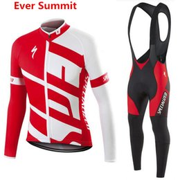 SuitS cycling jerSey long Sleeve online shopping - Pro Team Cycling Jersey Long Sleeve Sports Jersey Bit MTB Cycling Clothing Ropa Ciclismo Maillot Bike Clothes men designer shirt Racing Suit