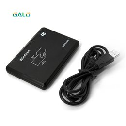 $enCountryForm.capitalKeyWord Australia - USB RFID ID Contactless Proximity Smart Card Reader EM4001 EM4100 Windows 125khz