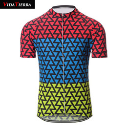 $enCountryForm.capitalKeyWord UK - VIDATIERRA 2019 NEW men cycling jersey Colorful Retro Maillot ciclismo bike jersey pro team MTB road tops Chinese style downhill jersey cool