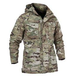 $enCountryForm.capitalKeyWord Australia - OLN Uk Us Army Tactical Jacket Casual Windbreaker Men Winter Autumn Waterproof Flight Pilot Coat Hoodie Field Jacket